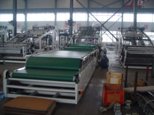 Automatic Flute Laminator with CE Certificate pictures & photos