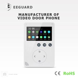 Memory 4.3 Inches Home Security Doorbell Video Doorphone Interphone pictures & photos