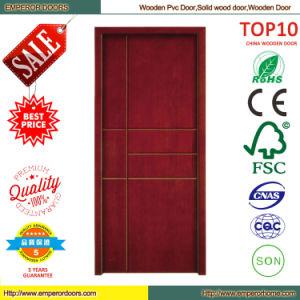Soundproof Door Wooden Door PVC Door