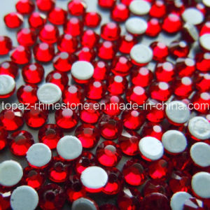 Factory Direct Hot Fix Crystal Rhinestone for Garment (SS10 Siam/4A grade) pictures & photos
