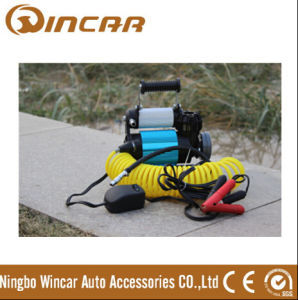 Newest Portable Car Tyre Inflator (W1010A) pictures & photos