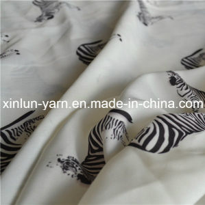 Wholesale Indian Scarf Printing Shawl Fabric for Garment pictures & photos