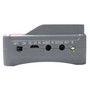 Multi-Function 5MP 4MP Ahd Tvi Cvi CVBS 4-in-1 CCTV Camera Tester Aht60 pictures & photos