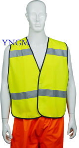Reflective Safety Workwear / Vest with High Visibility and Good Quality pictures & photos
