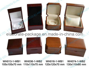 Professional Design for Watch and Bangle Wooden Box pictures & photos