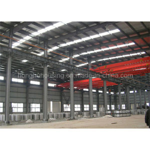 High Strength Ready Made Prefabricated Home Warehouse pictures & photos