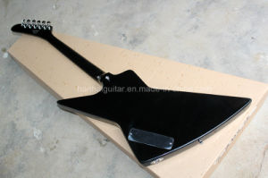 Hanhai Music/Unusual Shape Electric Guitar with Chrome Hardware pictures & photos
