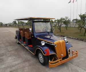 Price 8 Seater Electric Classic Car Tourist Car pictures & photos