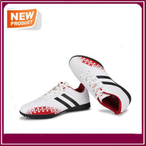 Men′s Sport Athletic Indoor Soccer Shoes pictures & photos