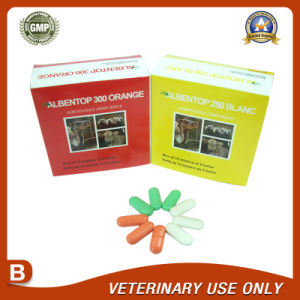 Veterinary Drugs of Albendazole Bolus 250mg pictures & photos