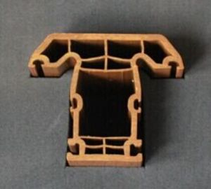 Conch PVC/UPVC Profile dB70TNC pictures & photos