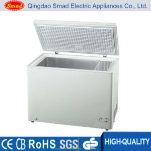100L-420L Top Open Solid Door Deep Chest Freezer pictures & photos
