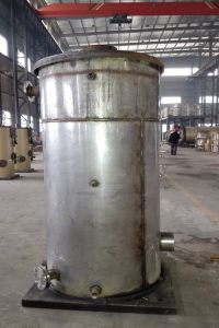 The Vertical Oil and Gas Hot Water Boiler pictures & photos