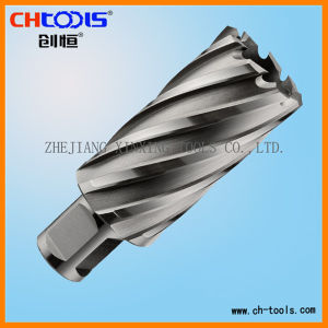 HSS Core Drill Rwith Weldon Shank. (DNHX) pictures & photos