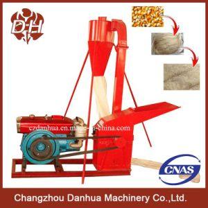 China Small Wheat/Maize/Soybean/Chilli Flour Mill
