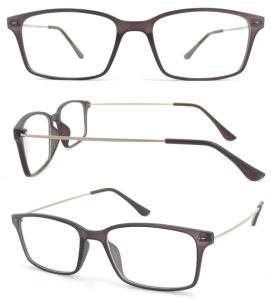 New Plastic Injection Reading Glasses with Metal Temple for Men pictures & photos
