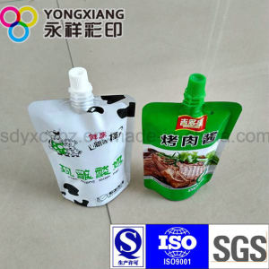 Stand up Spout Bag for Juice pictures & photos