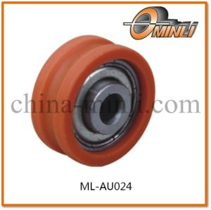 Nylon Bearing Plastic Pulley for Window and Door (ML-AU024) pictures & photos