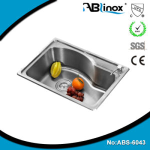Kitchen Sink, Stainless Steel Sink, Sinks, Stamping Sink ABS6043 pictures & photos