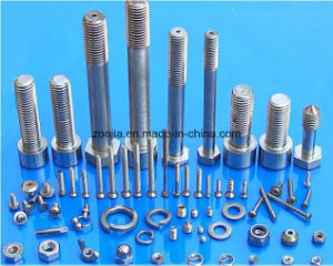 Stainless Steel Bolt Full Thread Stud Bolts or Half Thread Stud Bolts pictures & photos