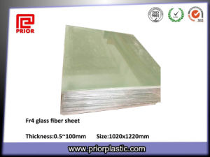 Fr4 Epoxy Glass Cloth Laminated Sheets pictures & photos