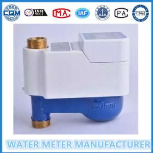 Intelligent Water Flow Meter in Vertical Type Dn20 pictures & photos