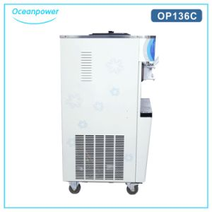 Soft Ice Cream Machine (Oceanpower OP136C) pictures & photos