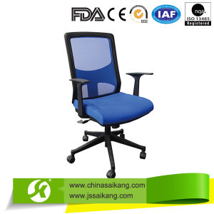 Different Colors Office Chair with Armrest and Nylon Feet pictures & photos