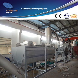 Professional Pet Bottle Washing Line/Pet Bottle Crushing and Washing Machine pictures & photos