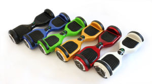 Smart Mini Self Balancing Electric Two Wheel Hoverboard with Bluetooth pictures & photos