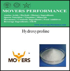 Hot Slaes Cosmetic Ingredient: L-Hydroxyproline pictures & photos