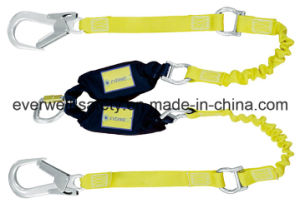 Safety Lanyard with Energy Absorber (EW1502SA) pictures & photos