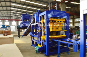 Qt6-15 Cement Hollow Automatic Concrete Block Making Machine Price pictures & photos