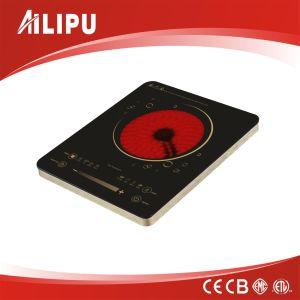 CE CB Approved Super Slim Slide Control Ceramic Hob Model Sm-Dt210 pictures & photos