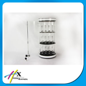 Wholesale LED Acrylic Rotating Watch Display Stand pictures & photos
