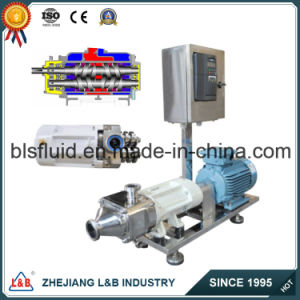 Bls Stainless Steel Twin Screw Type Syrup Pump pictures & photos