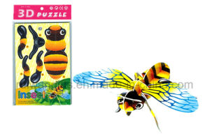 Wholesale Insect Paper 3D Puzzle for Kids Toy pictures & photos