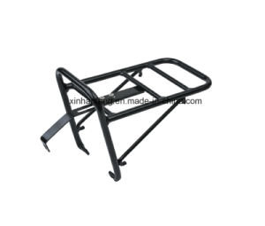 High Quality Aluminum Alloy Bicycle Front Carrier (HCR-133) pictures & photos