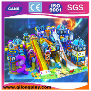 Adventure Area Kids Playground Equipment (QL-1124AD) pictures & photos