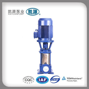 AISI 304 Stainless Steel Vertical Centrifugal Water Pump pictures & photos