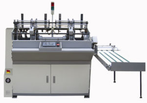 Automatic Page Gluing Machine (Innovo580-1) pictures & photos