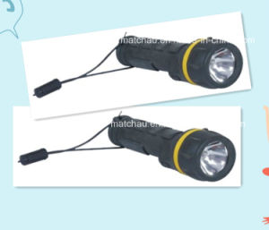 Marine Antiriot Waterproof Torch for Liferaft and Lifeboat pictures & photos