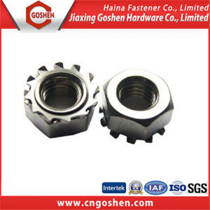 Stainless Steel 304 K Lock Nut pictures & photos
