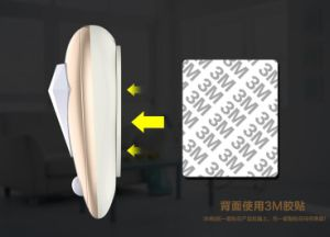 Intelligent Wall Plug Lamp Mini Motion Twilight Sensor LED Night Light pictures & photos