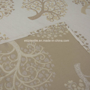 Vivid Lucky Tree Design Curtain in Colors pictures & photos