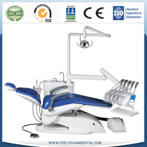 Economic Medical Supply Dental Chair Unit with Ce, ISO pictures & photos