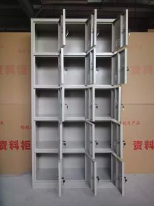 Metal Storage Locker with Locks and Doors pictures & photos