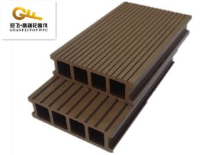 Wood Plastic Composite Decking WPC Decking pictures & photos