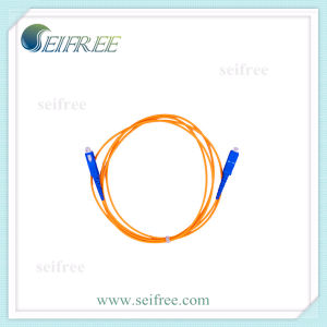 Simplex Sm Sc-Sc Fiber Optic Patchcord pictures & photos