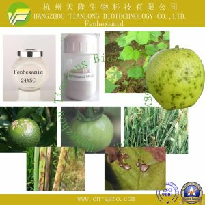 Good Quality Bactericide Fenhexamid(98%TC, 50%WG, 50%SC, 50%WP) pictures & photos